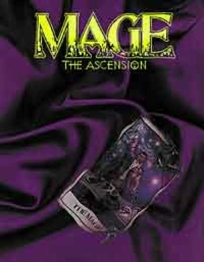 Role Playing Games - Mage: The Ascension (Revised) Quickstart