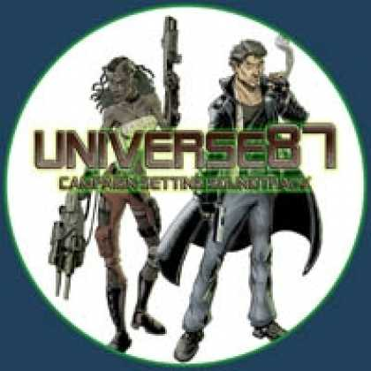 Role Playing Games - Universe87 Campaign Setting Soundtrack - Part 1