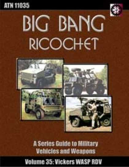 Role Playing Games - Big Bang Ricochet 035: Vickers Wasp RDV