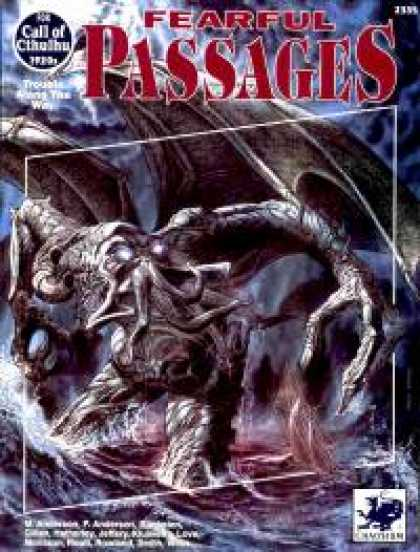 Role Playing Games - Fearful Passages