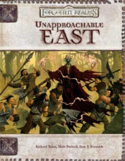 Role Playing Games - Unapproachable East