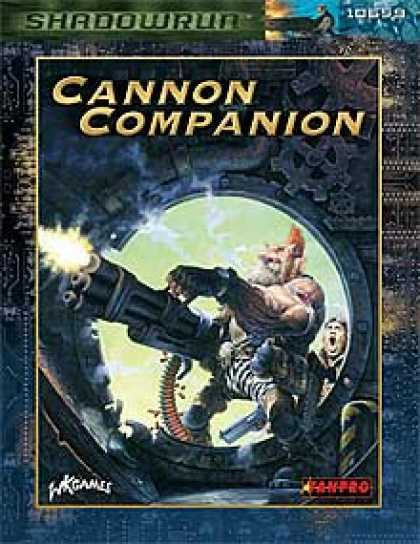 Role Playing Games - Cannon Companion