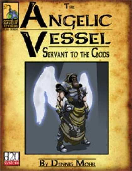 Role Playing Games - The Angelic Vessel