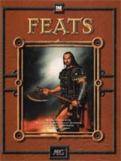 Role Playing Games - Feats