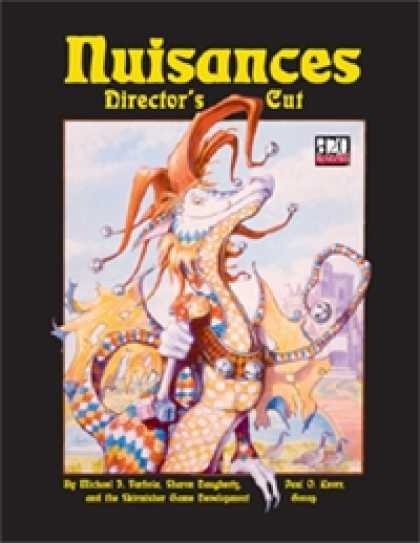 Role Playing Games - Nuisances: Director's Cut