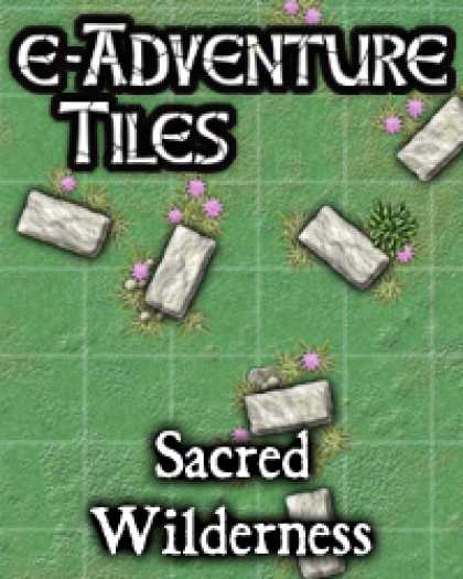 Role Playing Games - e-Adventure Tiles: Sacred Wilderness