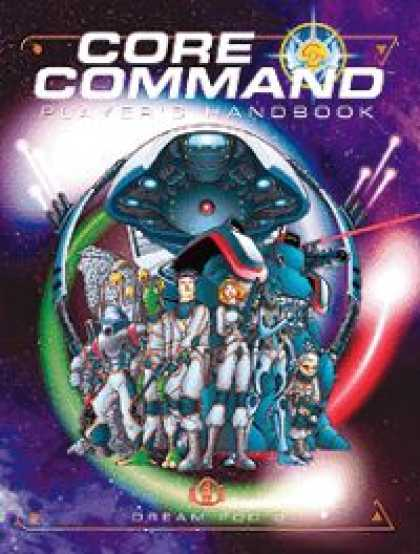 Role Playing Games - CORE Command Player's Handbook