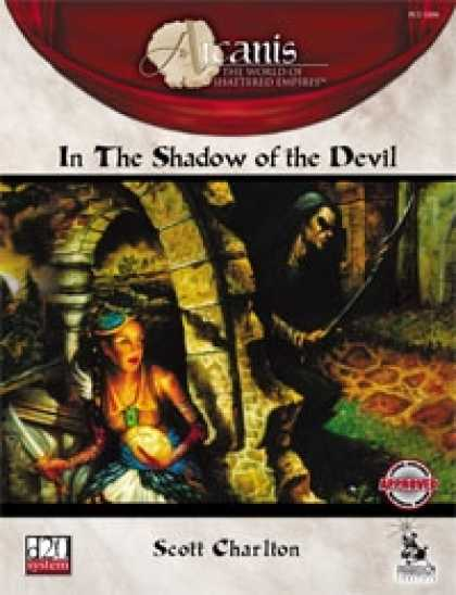 Role Playing Games - In the Shadow of the Devil
