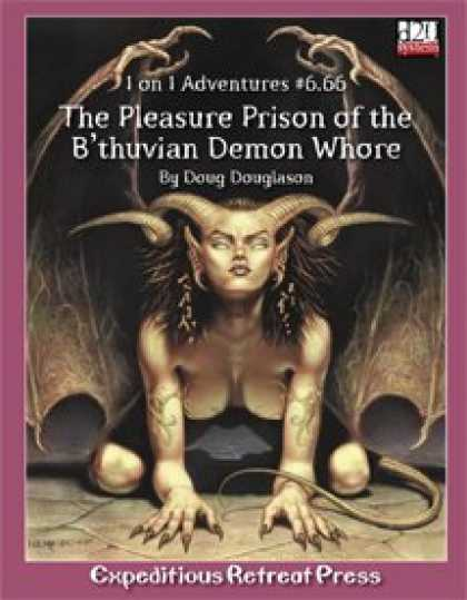 Role Playing Games - 1 on 1 Adventures #6.66: The Pleasure Prison