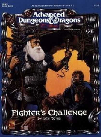 Role Playing Games - Fighter's Challenge