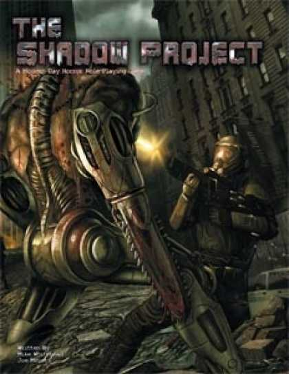Role Playing Games - The Shadow Project