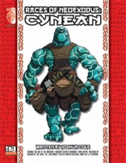 Role Playing Games - Races of NeoExodus: Cynean