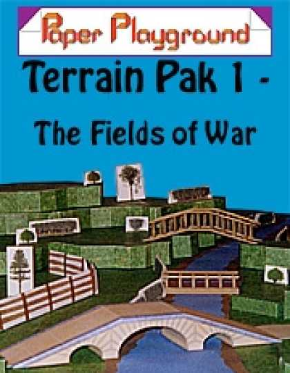 Role Playing Games - Terrain Pak 1 - The Fields of War