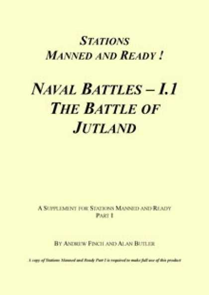 Role Playing Games - Stations Manned and Ready - Naval Battles I.1 – Jutland