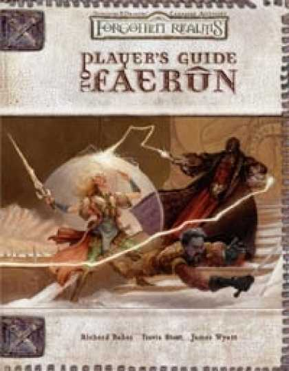 Role Playing Games - Player's Guide to Faer
