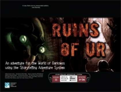 Role Playing Games - Ruins of Ur (World of Darkness)