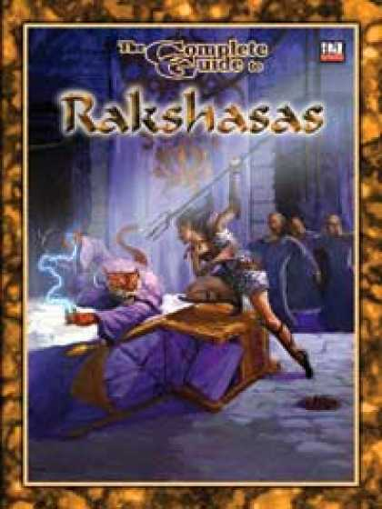 Role Playing Games - Complete Guide to Rakshasas
