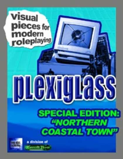 Role Playing Games - Plexiglass - Northern Coastal Town