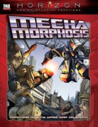 Role Playing Games - Mechamorphosis