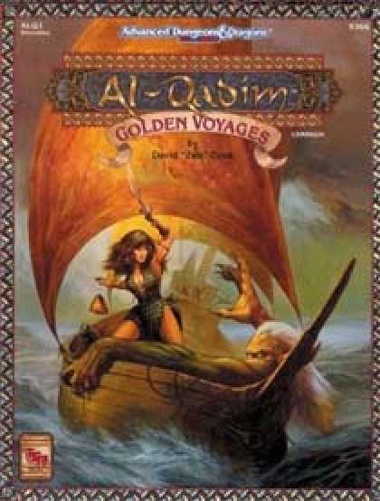 Role Playing Games - Golden Voyages