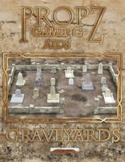 Role Playing Games - Propz: Graveyards