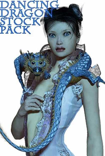 Role Playing Games - Dancing Dragon Stock Pack