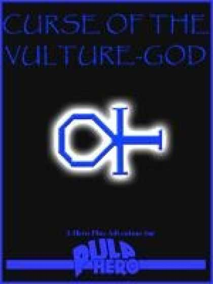 Role Playing Games - Curse Of The Vulture-God - PDF