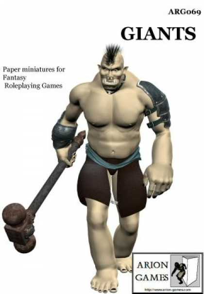 Role Playing Games - Giants Set