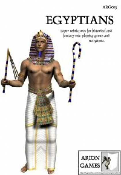 Role Playing Games - Egyptians Set