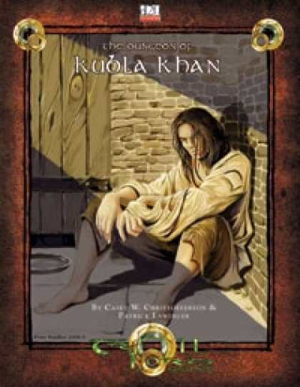 Role Playing Games - The Dungeons of Kubla Khan