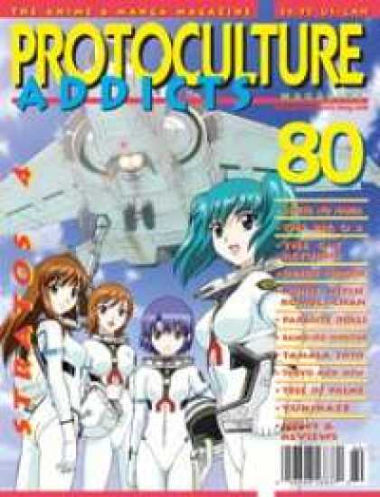 Role Playing Games - Protoculture Addicts #80