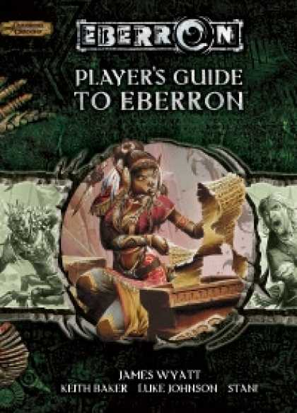 Role Playing Games - Player's Guide to Eberron