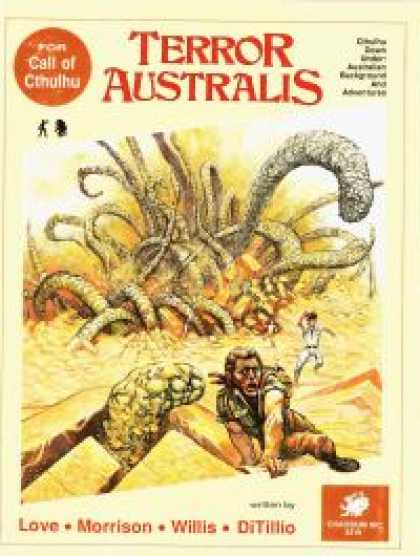 Role Playing Games - Terror Australis