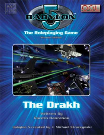 Role Playing Games - The Drakh