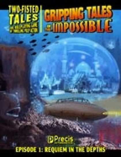 Role Playing Games - Gripping Tales of the Impossible #1