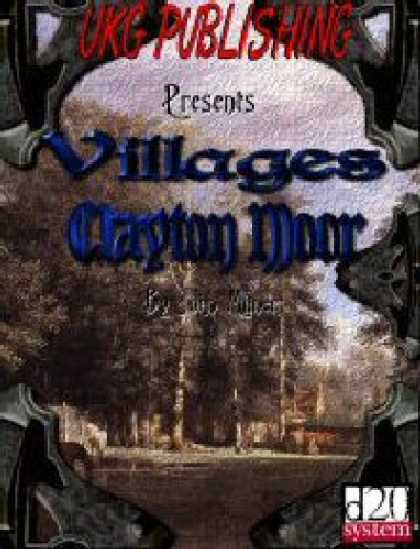 Role Playing Games - Villages - Clayton Moor