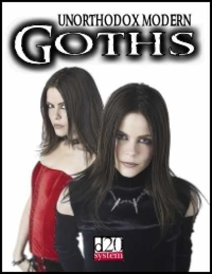 Role Playing Games - UNORTHODOX MODERN Goths