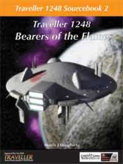 Role Playing Games - Traveller: The New Era - 1248 Sourcebook 2: Bearers of the Flame