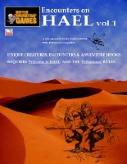 Role Playing Games - Encounters on HAEL - Volume 1