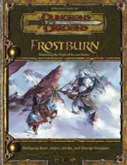Role Playing Games - Frostburn