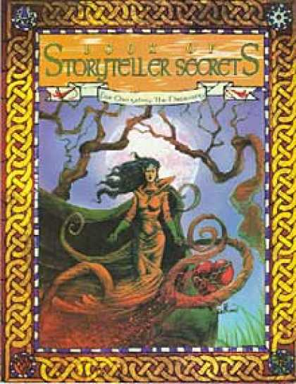 Role Playing Games - Book of Storyteller Secrets