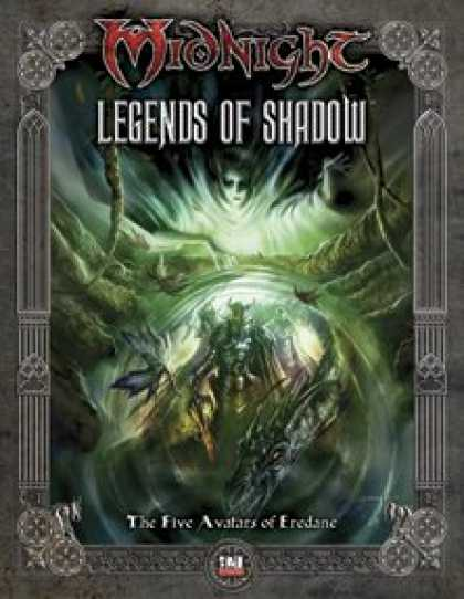 Role Playing Games - Midnight: Legends of Shadow