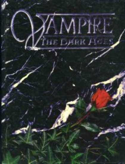 Role Playing Games - Vampire: The Dark Ages