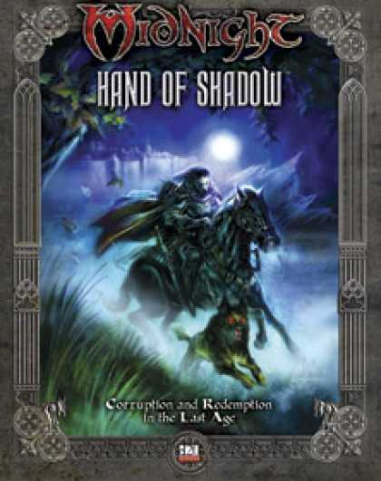 Role Playing Games - Hand of Shadow