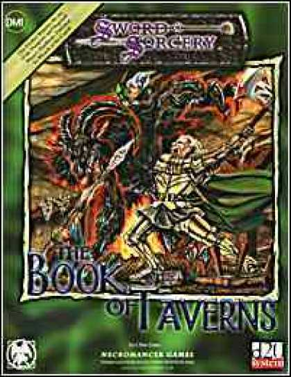 Role Playing Games - Book of Taverns