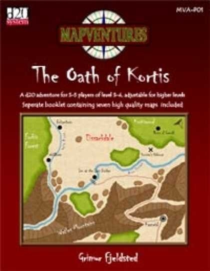 Role Playing Games - The Oath of Kortis PDF