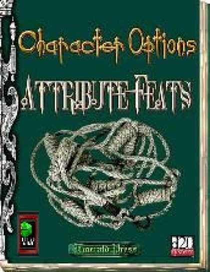 Role Playing Games - Character Options: Attribute Feats