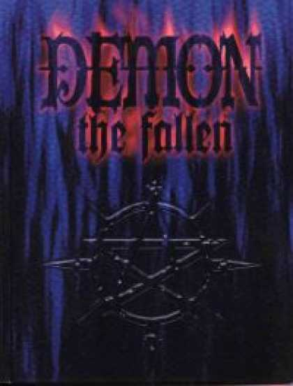 Role Playing Games - Demon: The Fallen