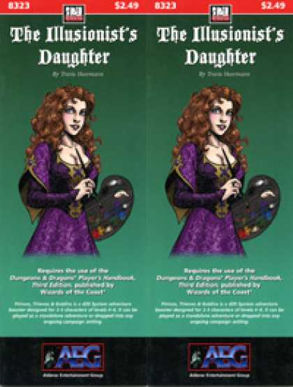 Role Playing Games - The Illusionist's Daughter