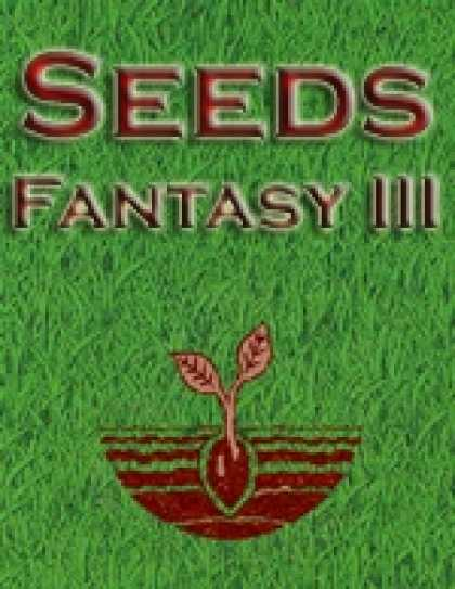 Role Playing Games - Seeds: Fantasy III